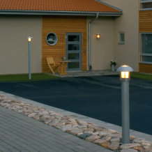 patio and exterior wall lights