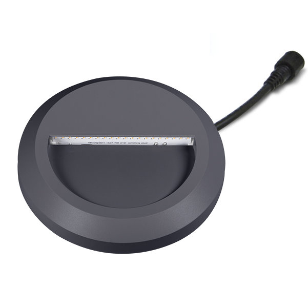 Surface Mounted LED Round Step Light