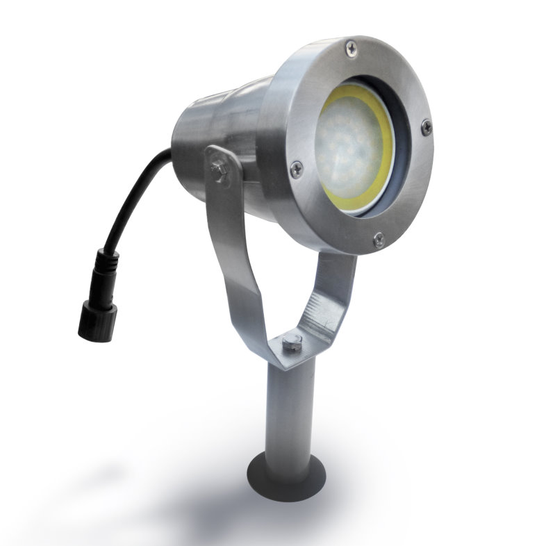 Easy Connect LED Garden Landscape Spotlight