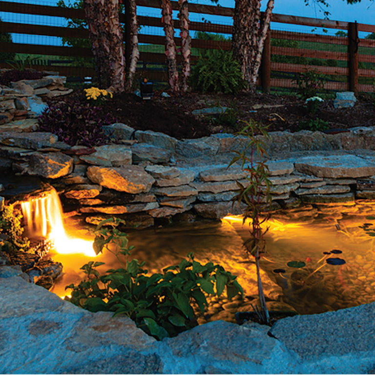 Easy Connect LED Submersible Pond Light
