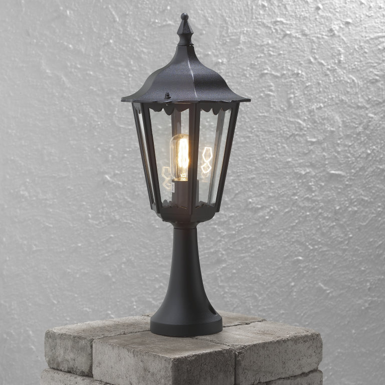FIRENZE 7214 Pedestal and Lantern