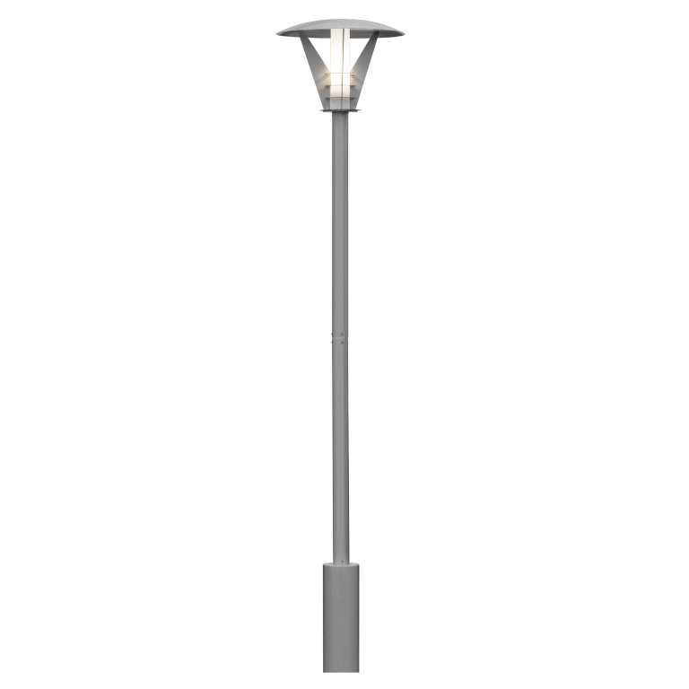 LIVORNO Stainless Steel Column and Lantern