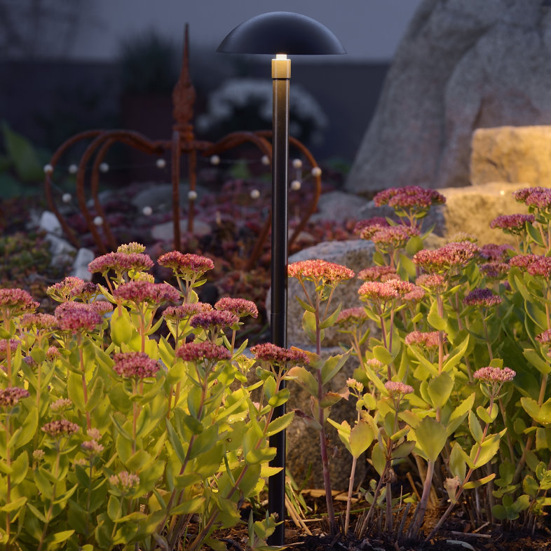 Amalfi Flower Bed /Area Spreadlight With Transformer