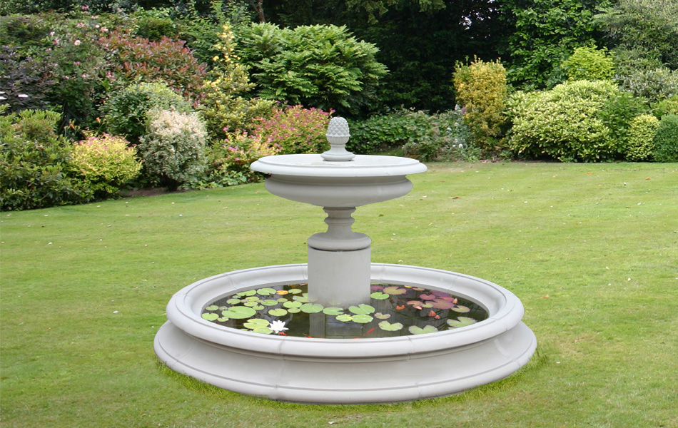 Welham Garden Fountain Centre piece