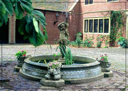 Grecian Girl Garden Fountain Centrepiece