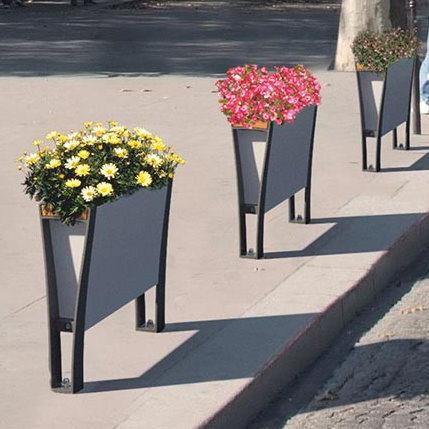 Commercial Flower Display Planters