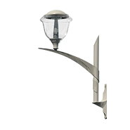 Flore Cast Aluminium Wall Bracket