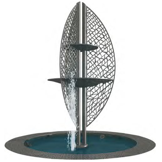 Flore Jet Fountain Range