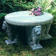 Chimera Love Seat Garden Ornament