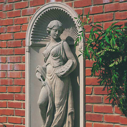 Wall Niche Garden Ornament