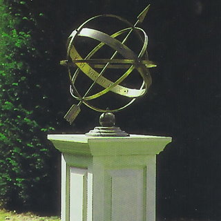 Chatsworth Armillary Garden Ornament