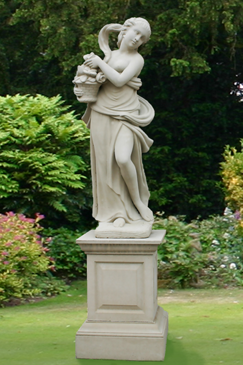 Spring Four Seasons Garden Statue