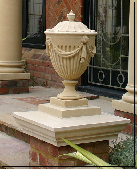Coadestone Urn garden Ornament PURCHASE 2 PIECES AND SAVE 10%