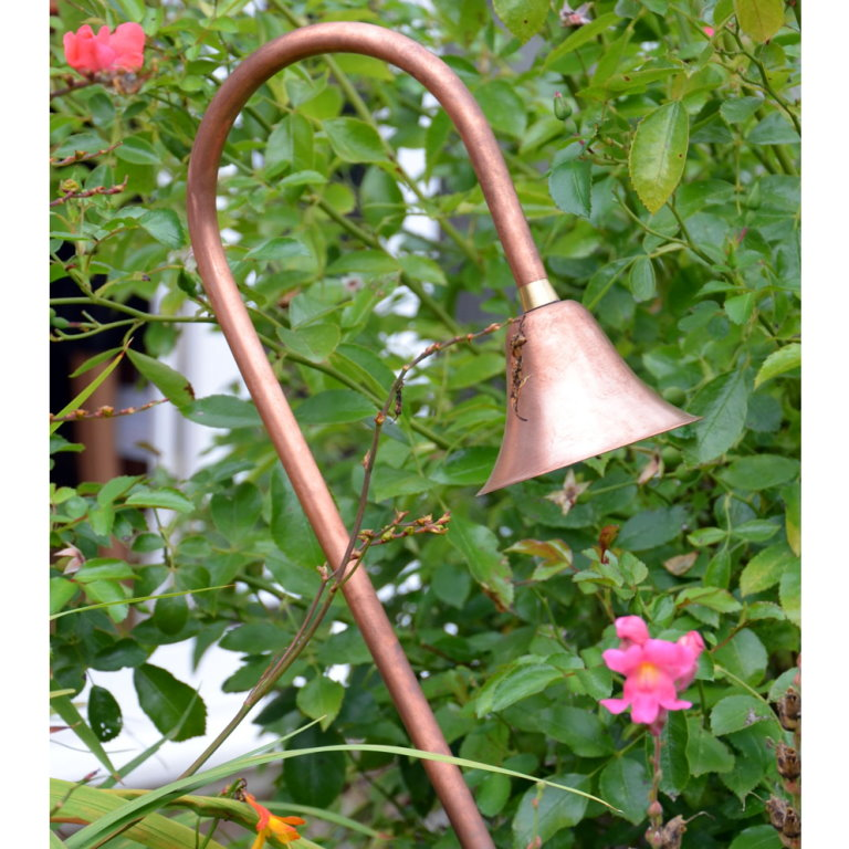 12v Copper Flora Adjustable Spread Light