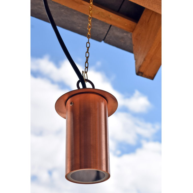 Pergolux Copper Hanging Tree Light
