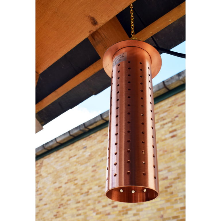 Starlight Copper Hanging Light