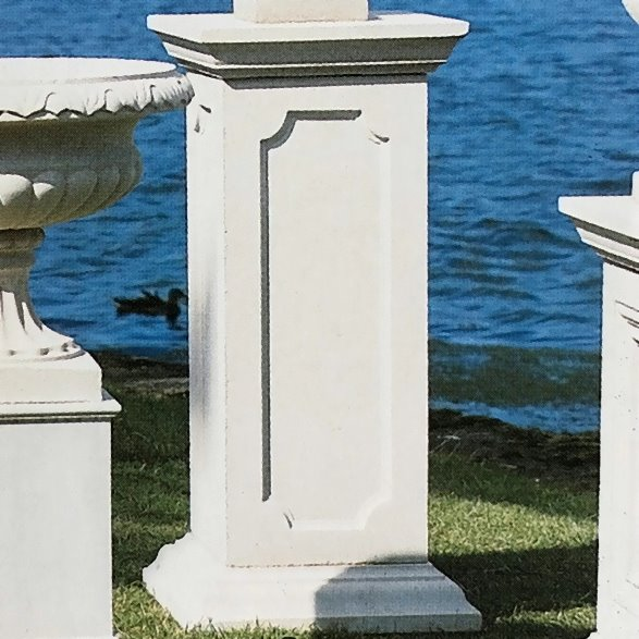 Rothschild Pedestal PURCHASE 2 PIECES AND SAVE 10%
