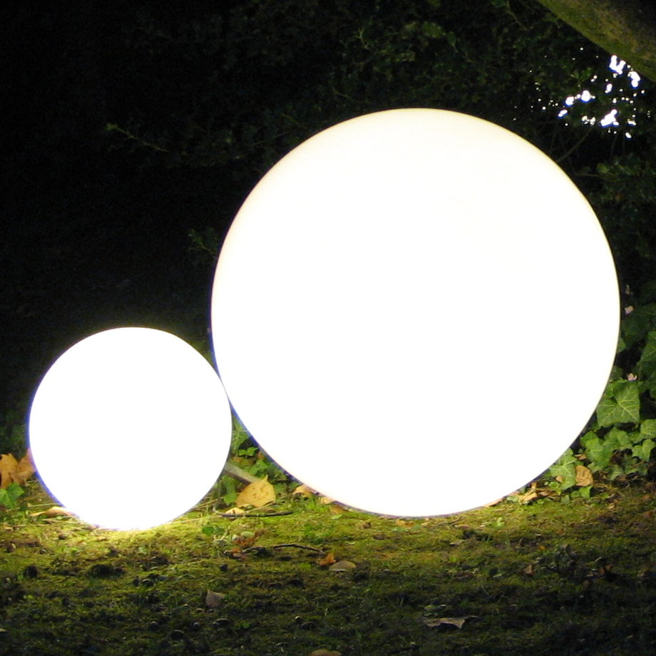 Illuminated Spheres