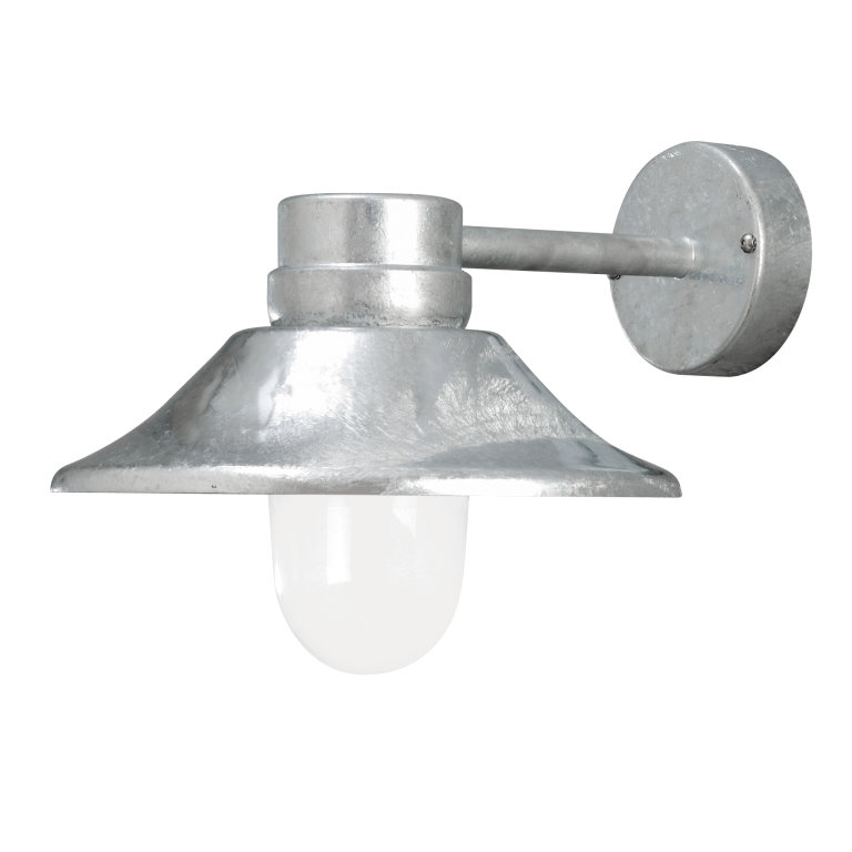 Type 412 Galvanised Steel Dimmable LED Wall Light - Buy Online