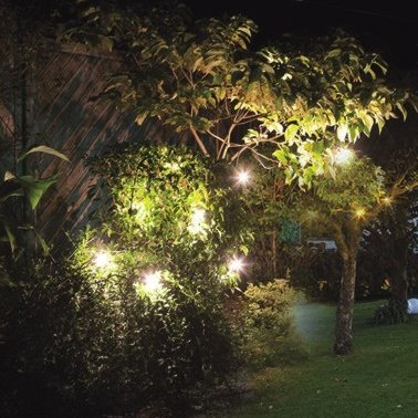 Easy Connect Extendable Festoon Lights