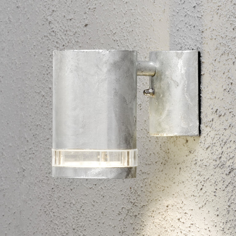MODENA 7511 Wall Light With Clear Light Disc