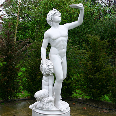 Classical Marble Statues