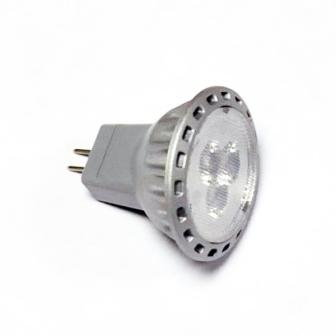 2.5W MR11 LED LAMP Warm White 3000K