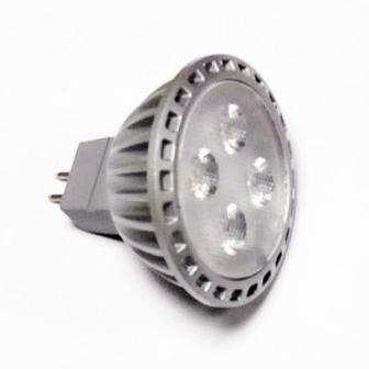 5W MR16 LED COB LAMP Cool White 4200K 30Deg Beam