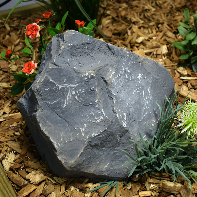 12v LUXROX SLATE GREY ROCK LIGHT