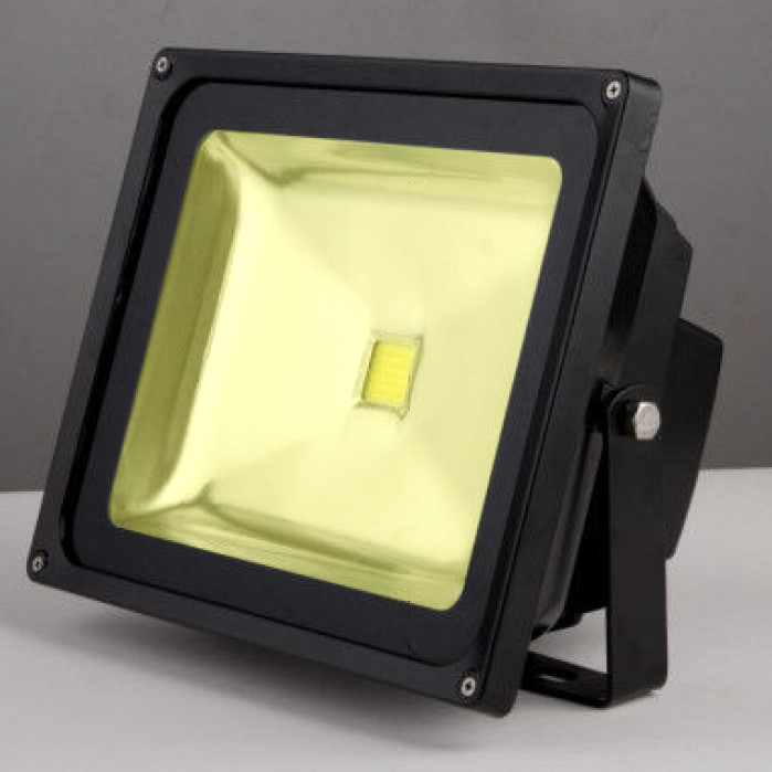 Shatter Resistant 10w LED Compact Floodlight with Photocell Switching
