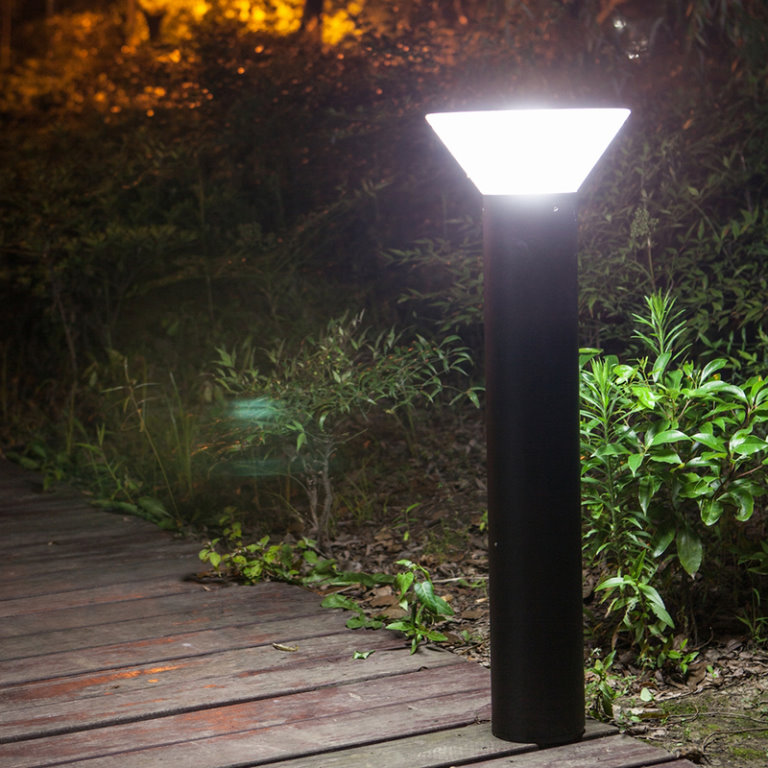 Pro Solar Olympia Solar Powered Path Lights - Choice of 2 Heights